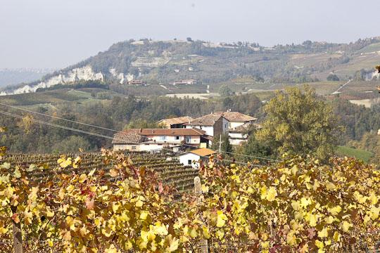 Utsikt över Piemonte