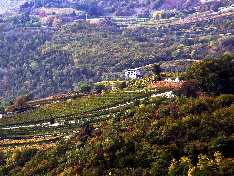 Norra Italien är lika vackert, som det är dramatiskt.